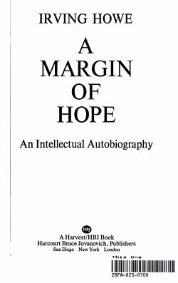 A Margin of Hope PDF