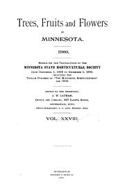 The Minnesota Horticulturist