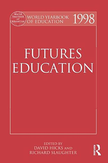 World Yearbook of Education 1998 PDF