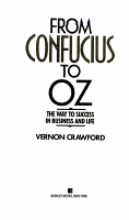 From Confucius to Oz PDF