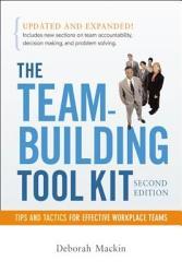 The Team Building Tool Kit Book PDF