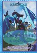 Lorstar Tales Dragonman  The Sky Blue Warrior