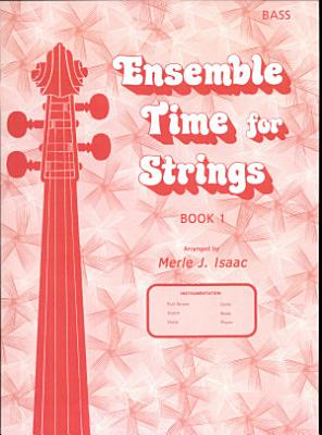 Ensemble Time for Strings Book 1 PDF