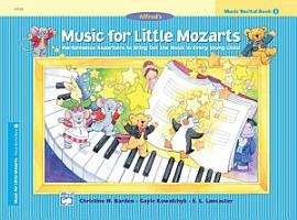 Music for Little Mozarts  Music Recital Book 3 PDF