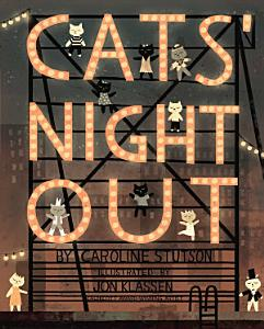 Cats  Night Out Book