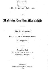 Westermanns illustrierte deutsche Monatshefte: ein Familienbuch für das gesamte geistige Leben der Gegenwart, Band 19