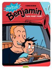 Méchant Benjamin – tome 7 - Papa pouet pouet