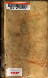Dissertationes LXIII.: Varii argumenti magnam partem ad historiam philosophicam & ecclesiasticam pertinentes
