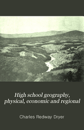 High School Geography: Physical, Economic, and Regional