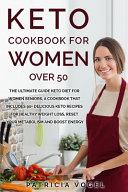 Keto Cookbook For Women Over 50