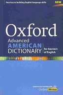 Oxford Advanced American Dictionary for learners of English PDF