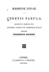 Cebetis Tabula