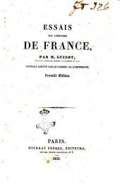 Essais sur l'histoire de France par M. Guizot