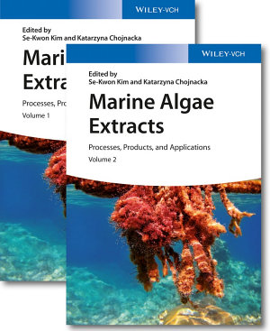 Marine Algae Extracts, 2 Volume Set