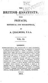 The British Essayists: Volume 10
