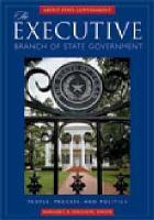 The Legislative Branch of State Government PDF