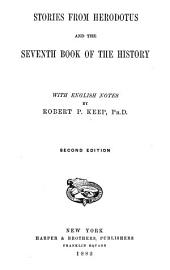 Stories from Herodotus and the seventh book of the history