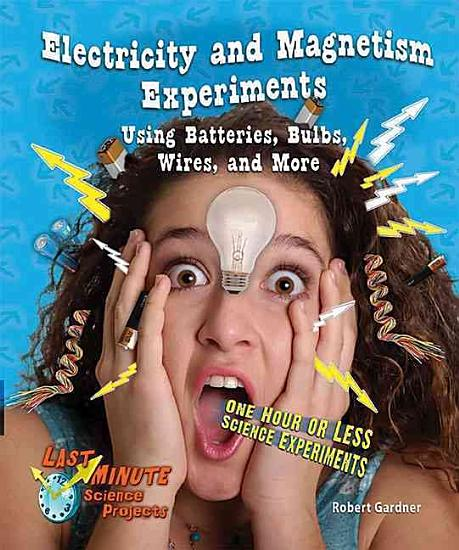 Electricity and Magnetism Experiments Using Batteries  Bulbs  Wires  and More PDF