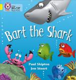 Bart the Shark: Yellow/