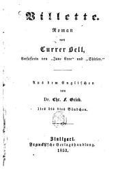 Villette: Roman, Bände 1-8