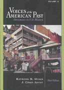 Voices Of The American Past Book PDF
