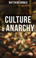 Culture   Anarchy PDF