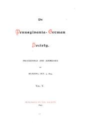 Publications: Volumes 5-6