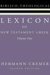 Lexicon of New Testament Greek, 2 Volumes: Fourth English Edition with Supplement