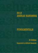 2013 Ashrae Handbook
