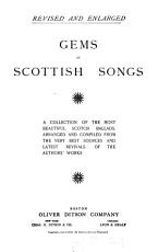 Gems of Scottish Songs PDF