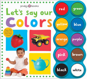 Simple First Words Let s Say Our Colors PDF