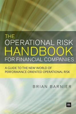 The Operational Risk Handbook for Financial Companies
