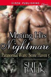 Mating His Nightmare [Paranormal Wars: Stone Haven 5]
