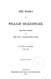 The Works of William Shakespeare: Addenda. As you like it. Taming of the shrew. All's well that ends well. Twelfth night. Winter's tale