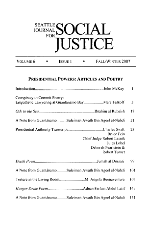 Seattle Journal for Social Justice PDF
