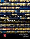 Communicating at Work Book