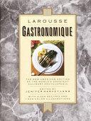 Larousse Gastronomique Book