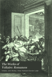 The Works of Voltaire: Romances