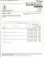 Current Industrial Reports PDF