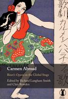 Carmen Abroad PDF