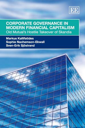 Corporate Governance in Modern Financial Capitalism PDF