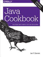 Java Cookbook PDF