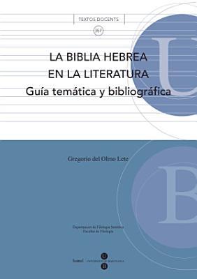 La biblia Hebrea en la literatura PDF