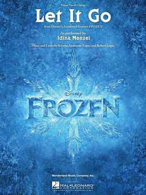 Let It Go  from  Frozen   Sheet Music