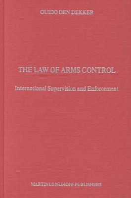 The Law of Arms Control PDF