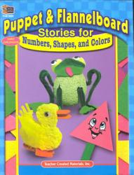 Puppet Flannelboard Stories For Numbers Shapes And Colors Book PDF