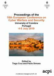 Eccws 2019 18th European Conference On Cyber Warfare And Security Book PDF