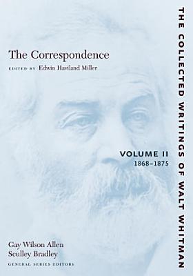 The Correspondence  1868 1875 PDF