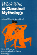 Who s who in Classical Mythology PDF