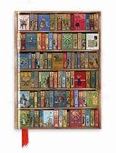 Bodleian High Jinks Bookshelves Foiled Journal PDF